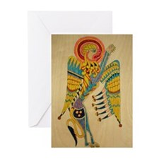 Lion of Mark Note Cards (Pk of 10)