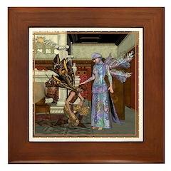 AKSC - Fairy Queen's Palace Framed Tile
