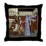AKSC - Fairy Queen's Palace Throw Pillow