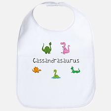 Cassandrasaurus Bib