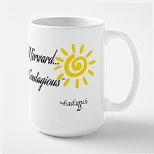Smile It Forward-Tall Mug - White Mugs