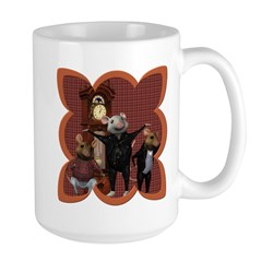 Hickory, Dickory, Dock Mug