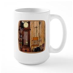 HDD Up the Clock! Large Mug