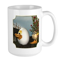 HD and Coutchie-Coulou Mug