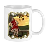 Little Miss Muffet Mug