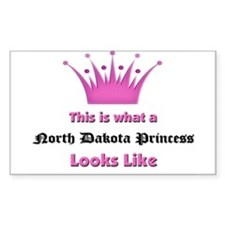 This is what a North Dakota Princess Looks Like St