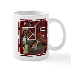 The Little Red Hen Mug