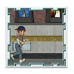 Tom, Tom Piper's Son Tile Coaster