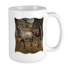 Southwest Horses Mug