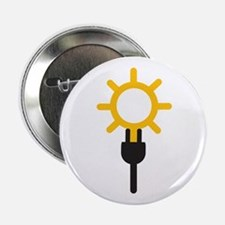 "Embrace solar power 2.25"" Button"