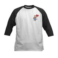 Love Monkey Boy Heart Tee