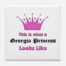 This is what a Georgia Princess Looks Like Tile Co