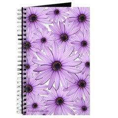 Beautiful Lavender Flower Journal