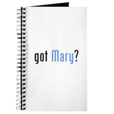 Covenant Gear's got Mary? Journal