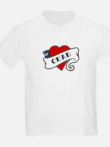 Oman tattoo heart T-Shirt