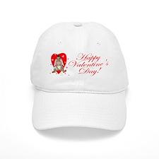 Lots of Hearts Cupid Baseball Cap