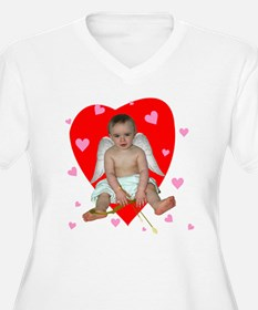 Lots of Hearts Cupid T-Shirt