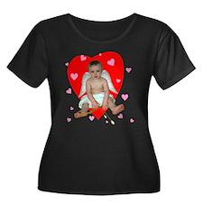 Lots of Hearts Cupid T