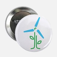 "Wind power 2.25"" Button"