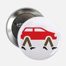 "Walking car 2.25"" Button"