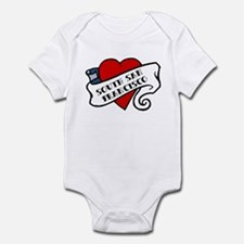 South San Francisco tattoo he Infant Bodysuit