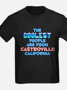 Coolest: Castroville, CA T
