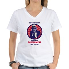 Government Shirt