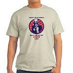 I Qualify Light T-Shirt