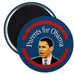 Parents for Obama Magnet