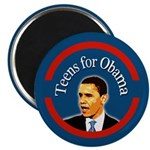 Teens for Obama Magnet