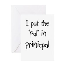 PrinciPal Greeting Card