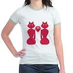 Kitty Love Jr. Ringer T-Shirt