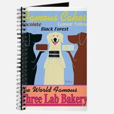 Three Lab Bakery Journal
