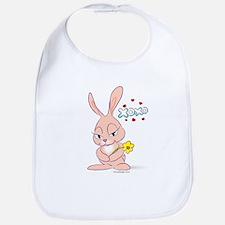 Love Bunny Bib