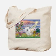 Cloud Angel / Eskimo Tote Bag