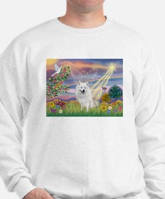 Cloud Angel / Eskimo Sweatshirt