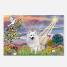 Cloud Angel / Eskimo Postcards (Package of 8)