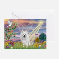 Cloud Angel / Eskimo Greeting Cards (Pk of 10)