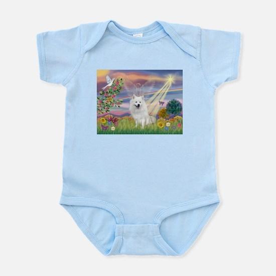 Cloud Angel / Eskimo Infant Bodysuit