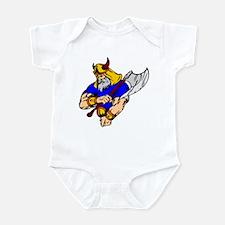 Norse Man Viking Infant Bodysuit
