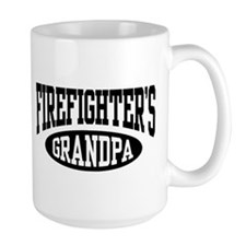 Firefighter's Grandpa Mug