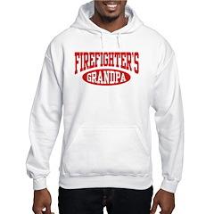 Firefighter's Grandpa Hoodie