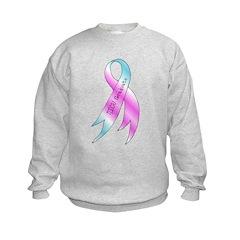 Preemie Ribbon Sweatshirt