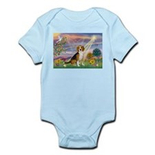 Fantasy Land & Beagle Infant Bodysuit