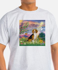 Fantasy Land & Beagle T-Shirt