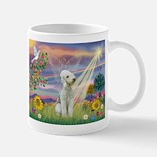 Cloud Angel Bedlington Mug