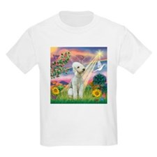 Cloud Angel Bedlington T-Shirt