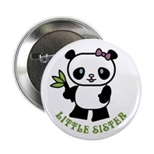 "Little Sister 2.25"" Button"