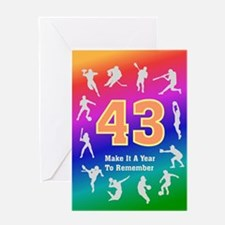 Year-Remember - Birthday Card - 43