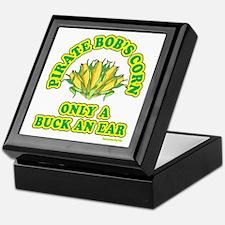 Buck an Ear Keepsake Box